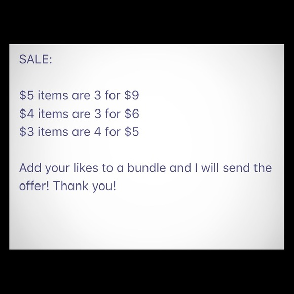 Jewelry - HUGE CLOSET CLEAR OUT SALE!
